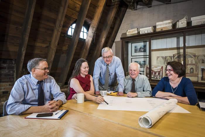 JGWA Architects - About The Firm: Staff