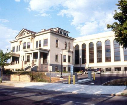 JGWA Architects - Rensselaer County Family Court
