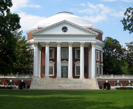 Jgwa Architects University Of Virginia